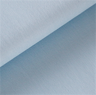 Afbeelding van Effen stof - Licht blauw