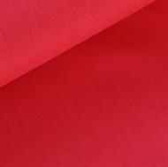 Afbeelding van Effen stof - Donker rood