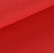 Afbeelding van Effen stof - Rood