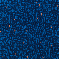 Afbeelding van Strokes - Donkerblauw
