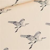 Afbeelding van Herons - French Terry - Honey Peach