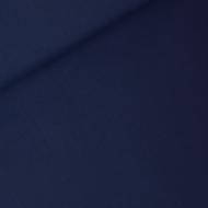 Afbeelding van Effen stof - Diep Blauw