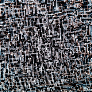Picture of Lines - Zwart & Wit