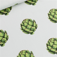 Picture of Artichoke - French Terry - Dawn Green